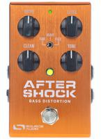 Pédale overdrive / distortion / fuzz Source audio Aftershock Bass Distortion One Series