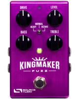 Pédale overdrive / distortion / fuzz Source audio Kingmaker Fuzz One Series
