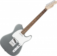 Guitare électrique solid body Squier Affinity Series Telecaster (LAU) - Slick silver
