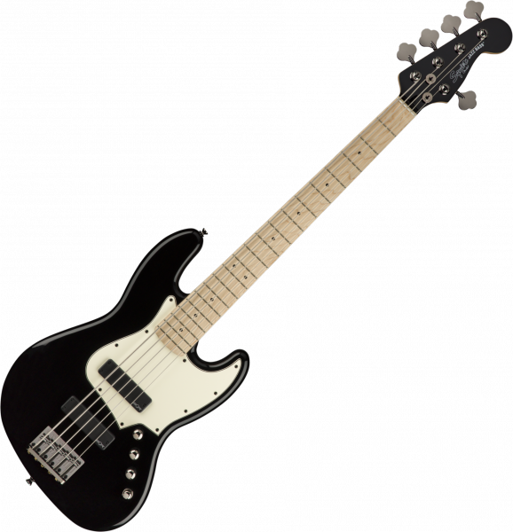 image Contemporary Active Jazz Bass V HH - black
