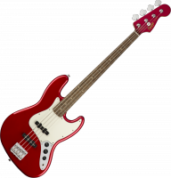 image Contemporary Jazz Bass (LAU) - Metallic red