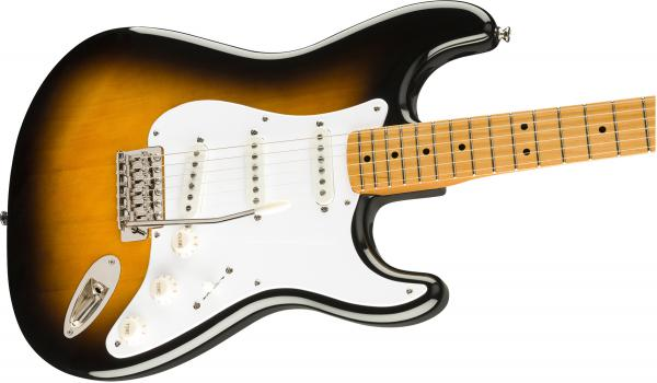 Guitare électrique solid body Squier Classic Vibe '50s Stratocaster 2019 - 2-color sunburst