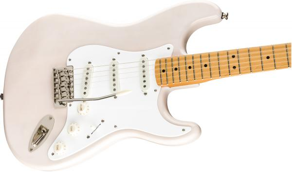 Guitare électrique solid body Squier Classic Vibe '50s Stratocaster 2019 - white blonde