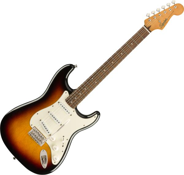 Guitare électrique solid body Squier Classic Vibe '60s Stratocaster - 3-color sunburst