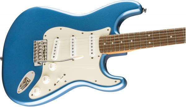 Guitare électrique solid body Squier Classic Vibe '60s Stratocaster 2019 - lake placid blue