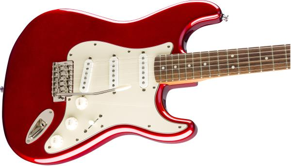 Guitare électrique solid body Squier Classic Vibe '60s Stratocaster 2019 - candy apple red