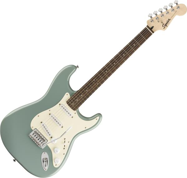 Guitare électrique solid body Squier Bullet Stratocaster (LAU) - sonic grey