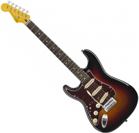 Guitare électrique solid body Squier Classic Vibe Stratocaster '60s Gaucher (LAU) - 3-color sunburst