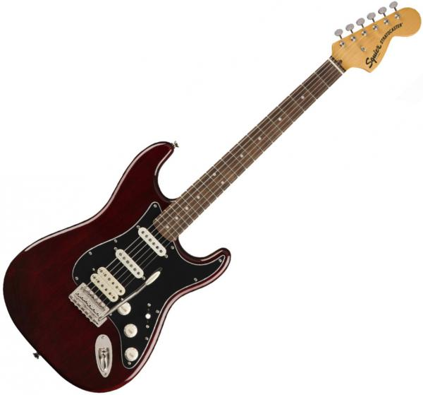 Guitare électrique solid body Squier Classic Vibe '70s Stratocaster HSS (LAU) - walnut