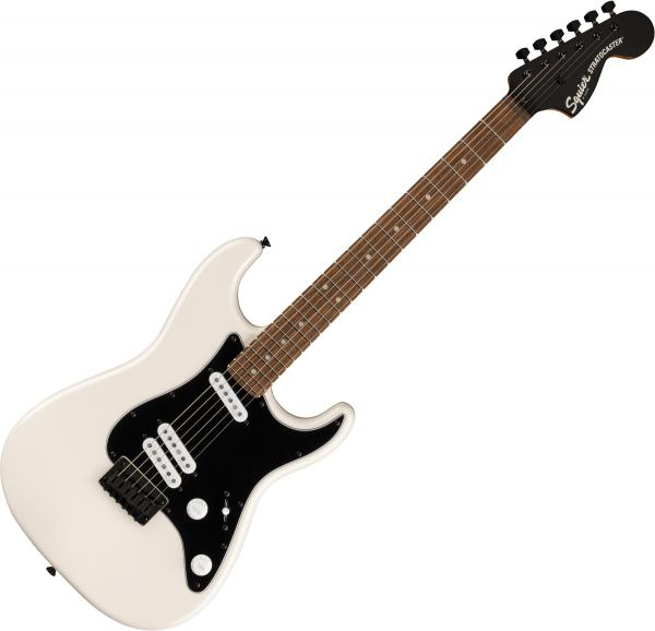 Guitare électrique solid body Squier Contemporary Stratocaster Special HT (LAU) - Pearl white