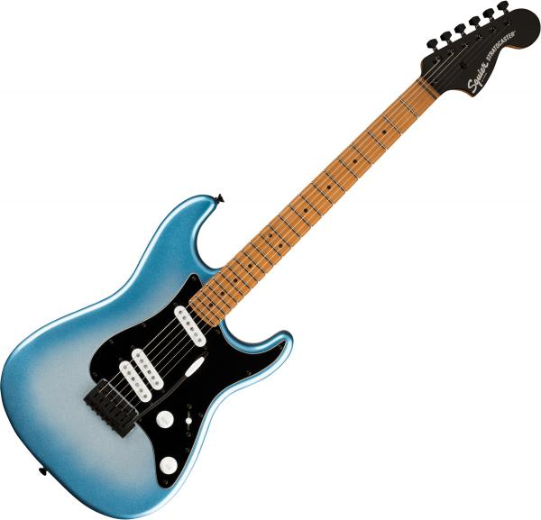 Guitare électrique solid body Squier Contemporary Stratocaster Special (MN) - Sky burst metallic