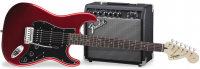 image Affinity Series Stratocaster HSS Pack - candy apple red