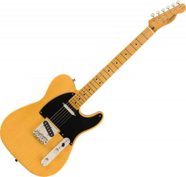 Guitare électrique solid body Squier Classic Vibe '50s Telecaster - Butterscotch blonde