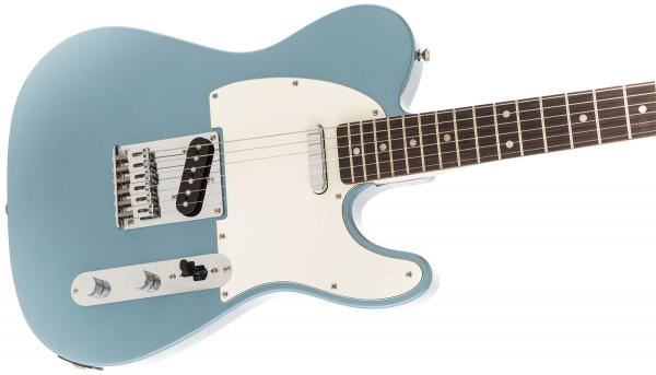 Guitare électrique solid body Squier Affinity Series Telecaster (LAU) - ice blue metallic