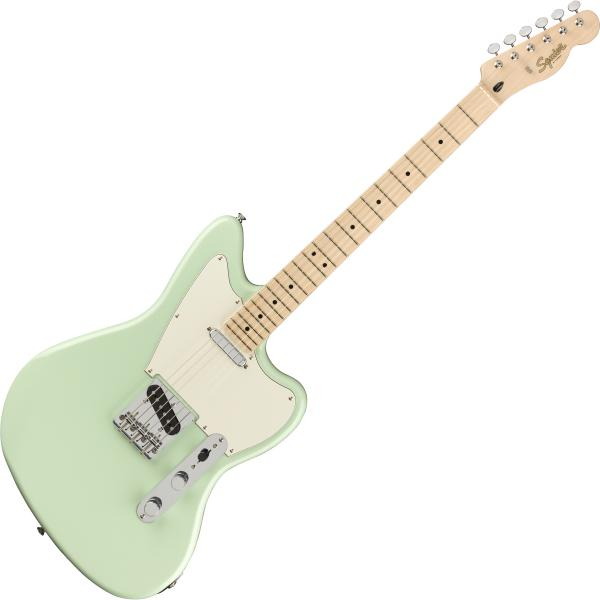 Guitare électrique solid body Squier Paranormal Offset Telecaster - Surf green