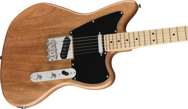 Guitare électrique solid body Squier Paranormal Offset Telecaster - natural