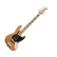 Vintage Modified Jazz Bass V (MN) - natural