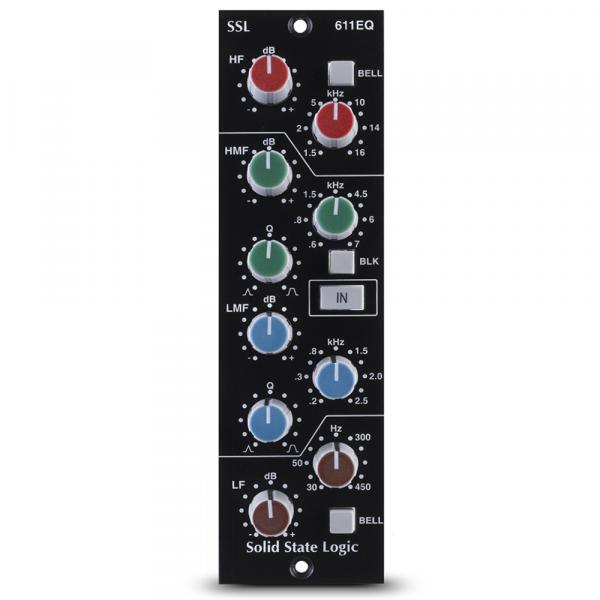 Equaliseur / channel strip Ssl 500 SERIES 611 EQ