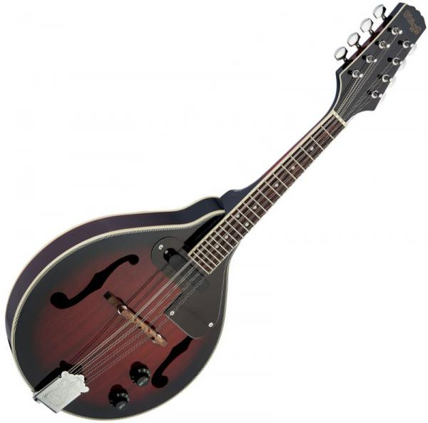 Mandoline Stagg M50E - Red burst