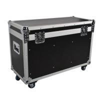 Etui & flight éclairage Starway Flight-Case pour 2 Servo Beam 10R