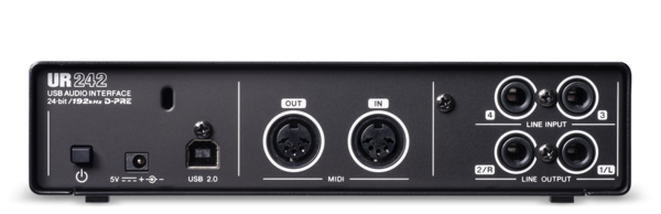 Interface audio Steinberg UR242