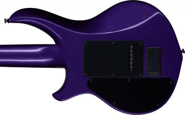 Guitare électrique solid body Sterling by musicman John Petrucci Majesty X MAJ170X - purple metallic
