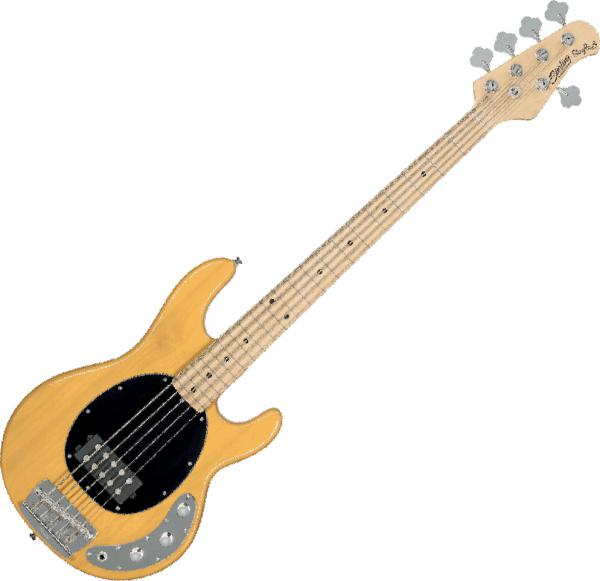 Basse électrique solid body Sterling by musicman Ray25 Classic - Butterscotch