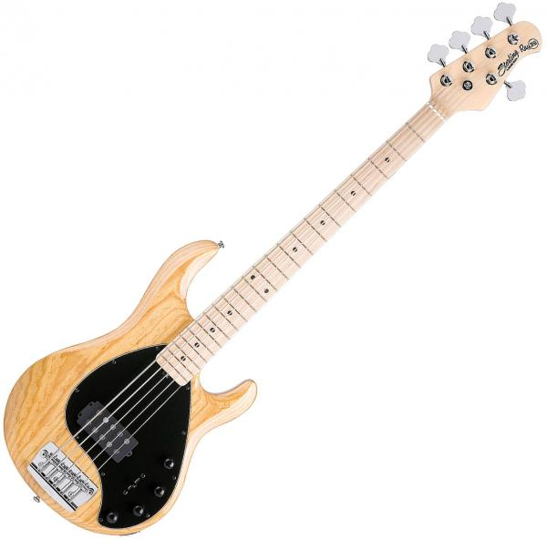 Basse électrique solid body Sterling by musicman Stingray5 Ray35 (MN) - Natural