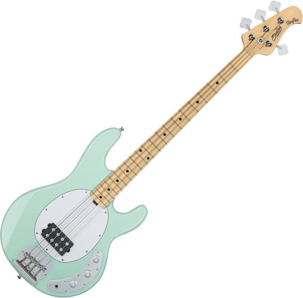 Basse électrique solid body Sterling by musicman SUB Ray4 (MN) - mint green
