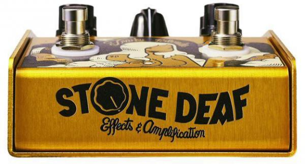 Pédale overdrive / distortion / fuzz Stone deaf Trashy Blonde Overdrive