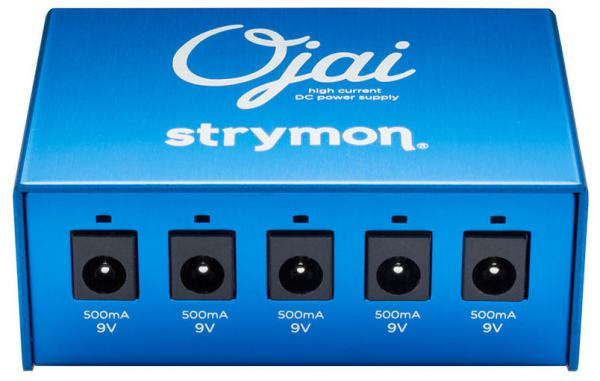 Alimentation Strymon Ojai High Current DC Supply