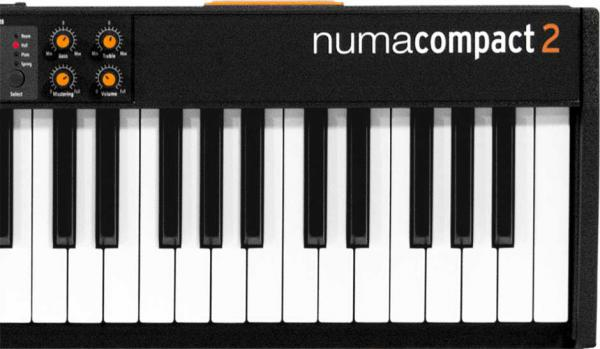 Synthétiseur, Numa Compact 2, Clavier, Studiologic, Studio
