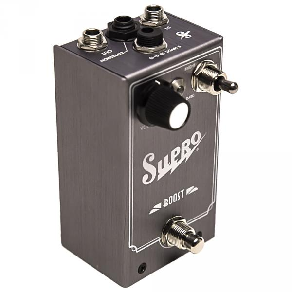 Pédale volume / boost. / expression Supro 1303 Boost