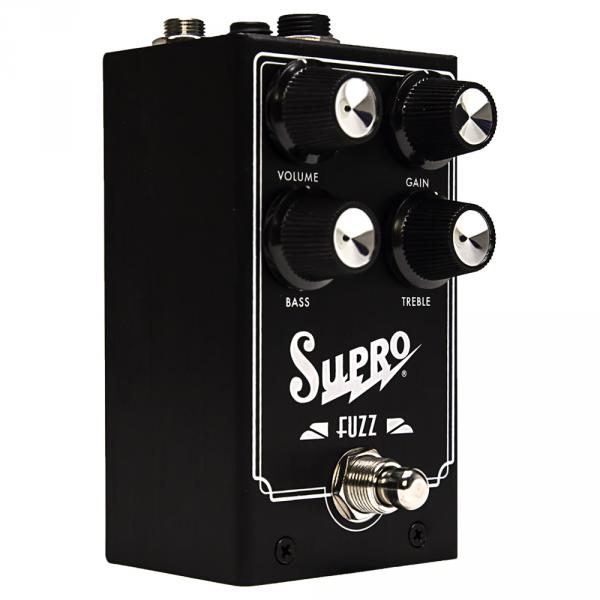 Pédale overdrive / distortion / fuzz Supro 1304 Fuzz