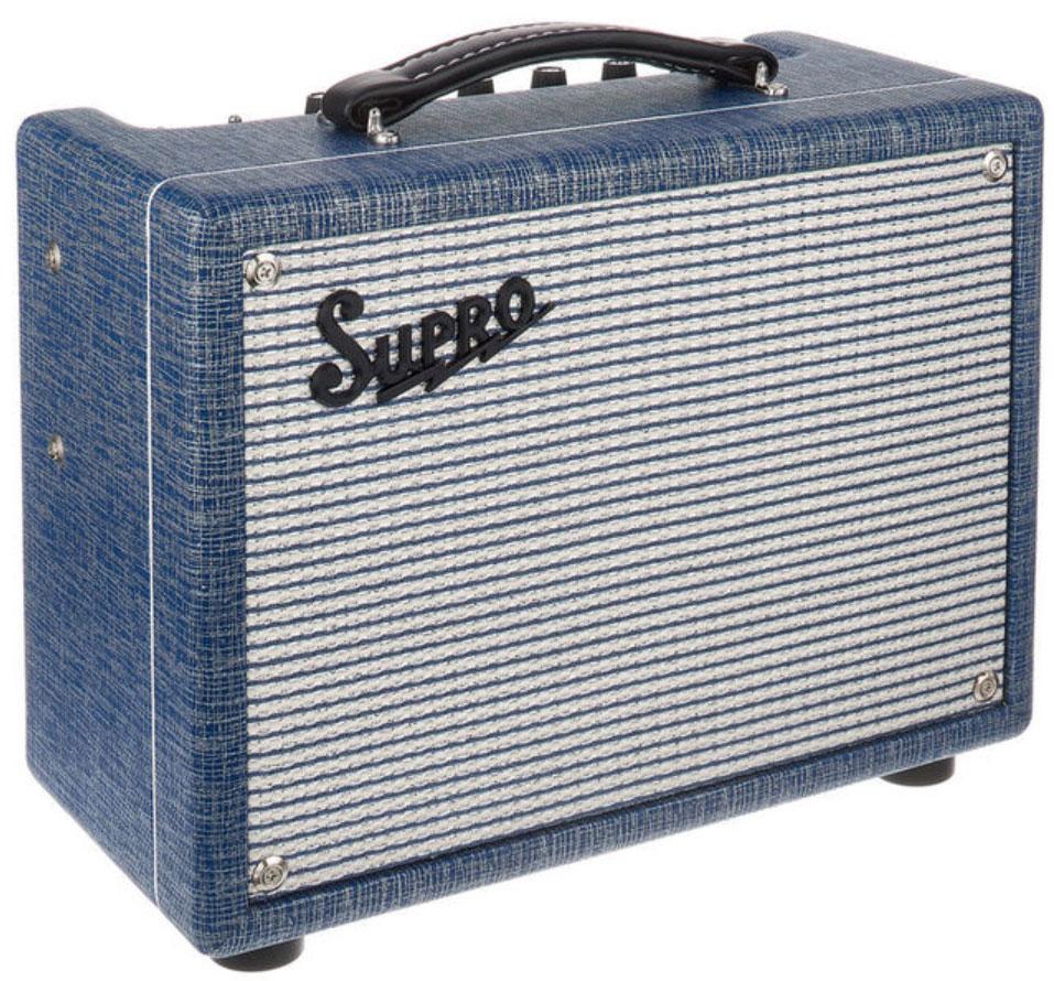 Supro 1605r Reverb, Ampli Guitare électrique, Ampli guitare Supro, Ampli à lampes, Reverb
