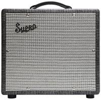 Combo ampli guitare électrique Supro 1610RT Comet - Black Rhino Hide