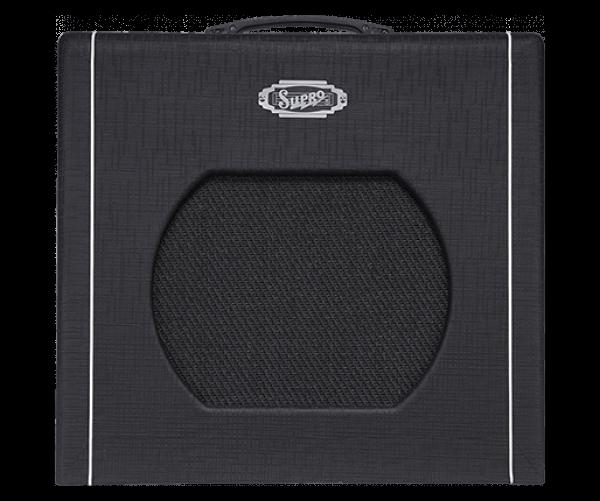 Supro Blues King 12, ampli guitare électrique Supro, Ampli à lampes, Ampli Blues