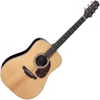 Guitare folk Takamine EF360-TT Thermal Top Japan - Natural gloss