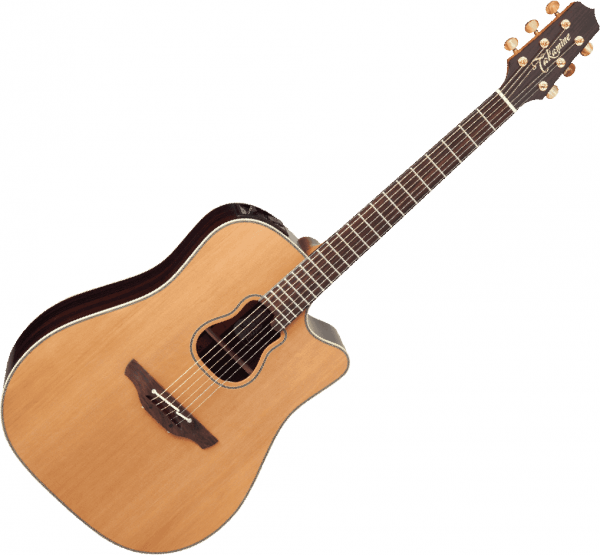 Guitare folk Takamine GB7C Garth Brooks - naturel