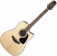 Guitare folk Takamine GD30CE-NAT - Natural gloss