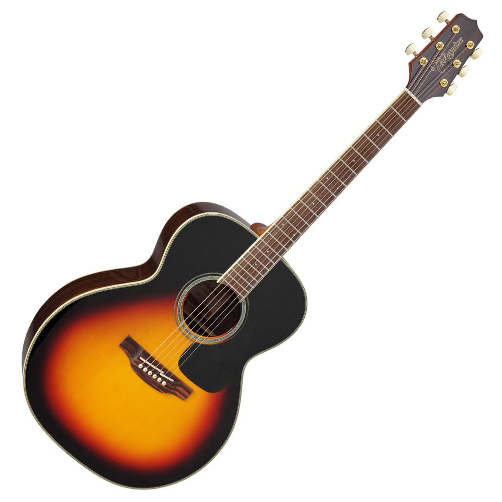 Guitare folk Takamine GN51-BSB - brown sunburst - Star's Music