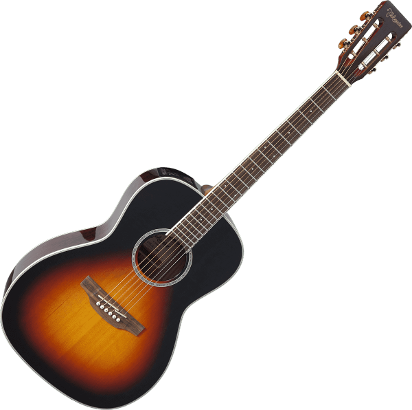 Guitare folk & electro Takamine NEW-YORKER GY51 ELECTRO-ACOUSTIQUE - Brown sunburst