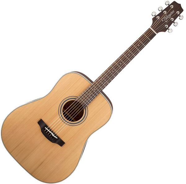 Pack guitare folk Takamine GD20-NS Pack (+accordeur +housse +stand) - natural