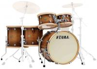 S.L.P. Drum Kit Studio Maple LMP52RTLS GSE - 5 FÛTS - Gloss Sienna