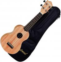 Ukulélé Tanglewood Pack TUMS Soprano +Accessories - Natural
