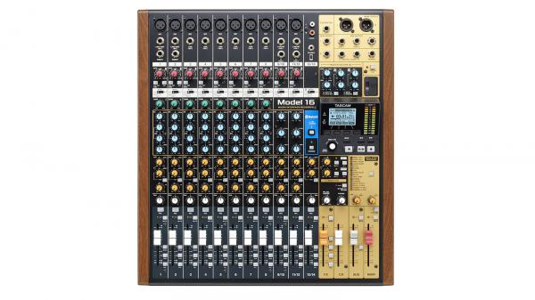 Table de mixage analogique Tascam MODEL 16