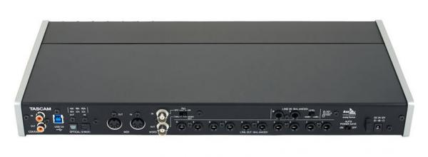 Interface audio Tascam US 20x20