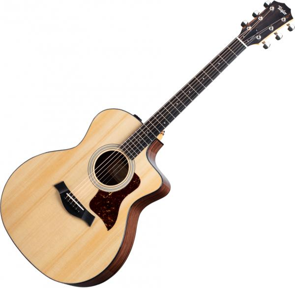 Guitare folk & electro Taylor 214ce Plus - Natural