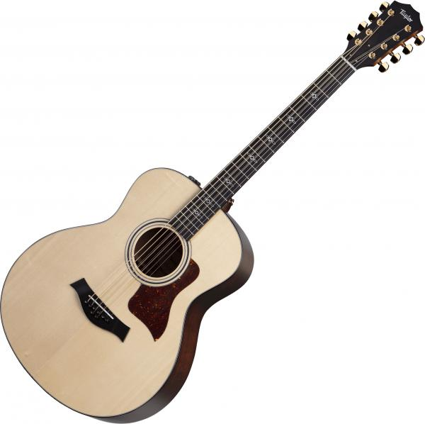 Guitare folk Taylor 316e Baritone-8 Ltd - natural
