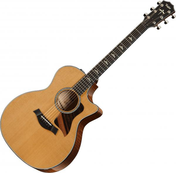 Guitare folk & electro Taylor 614ce V-Class 2019 - natural